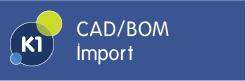 CAD/BOM Interface
